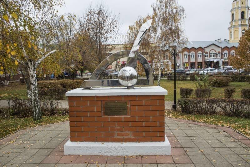 Эта странная Россия… Памятник фашистам