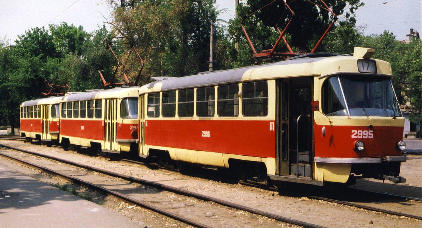 Только для СССР: двухдверные и трехдверные трамваи «Татра» Автомобили