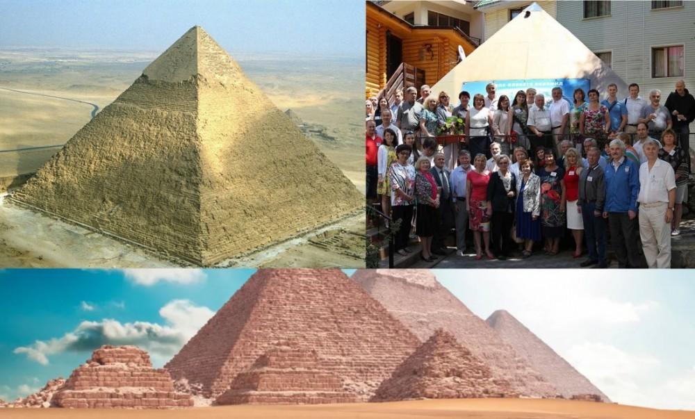 Интервью с человеком, который ночевал в пирамиде