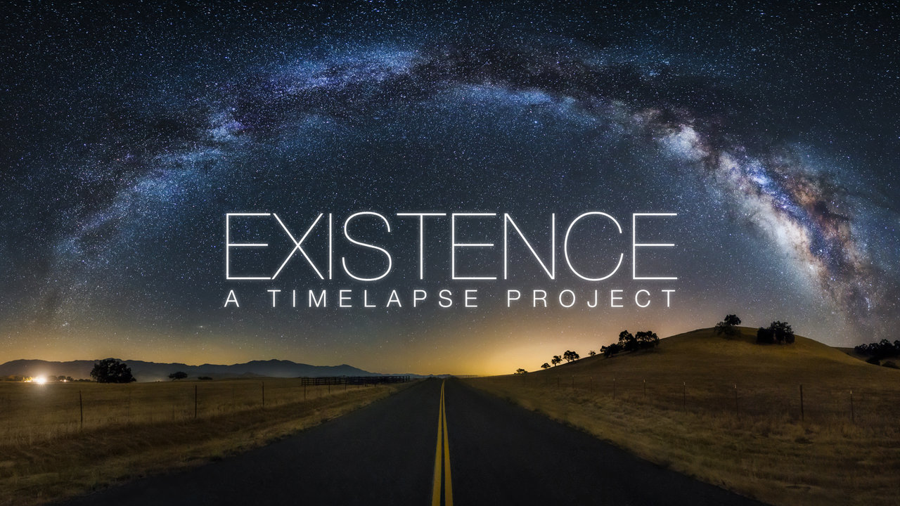 EXISTENCE A TIMELAPSE PROJECT