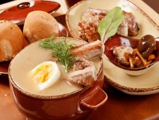 Белорусские блюда с забавным…