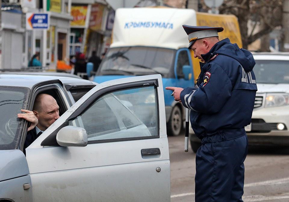 МВД объяснило запрет инспект…