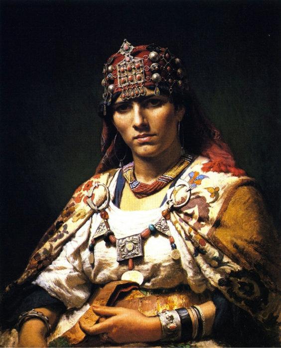 Фредерик Артур Бриджмен (Frederick Arthur Bridgman) (1875).
