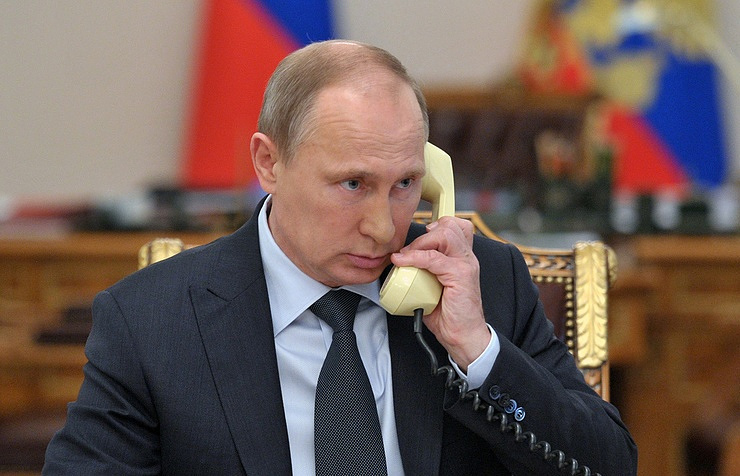 Путин и Трамп обсудили кризисную ситуацию вокруг КНДР