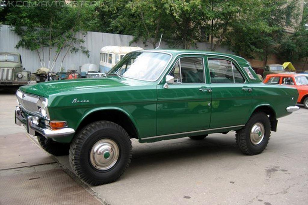 Неизвестные Волги: эти модели ГАЗ так и не запустили в широкую серию Волга