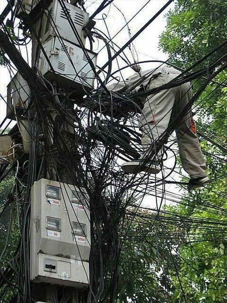 Электрик фото картинки прикольные