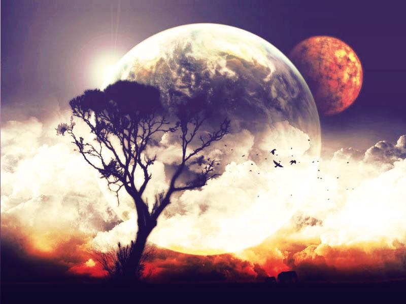 Тайны небесных спутников