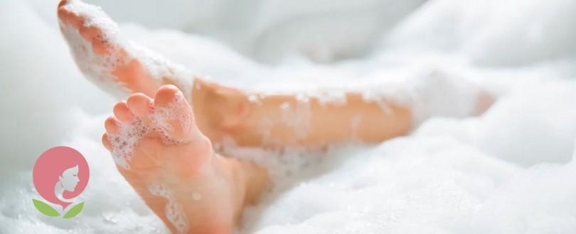 Ванна при простуде и гриппе