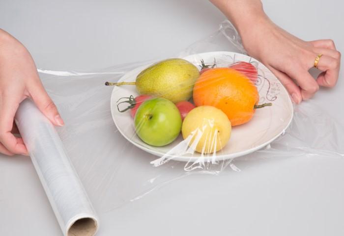 Под пленкой у фруктов будут создаваться тепличные условия для ускорения созревания / Фото: img.alicdn.com
