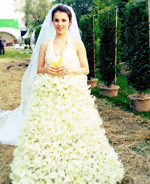 Самые красивые и самые ужасные свадебные платья