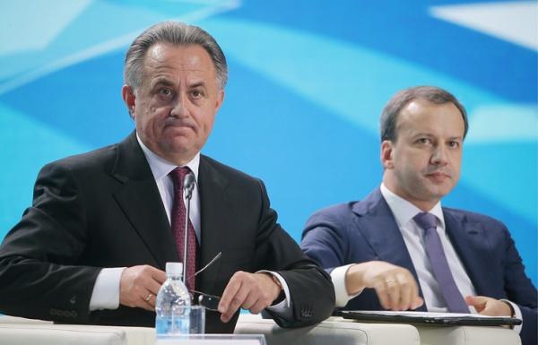 Вместо Мутко руководить оргкомитетом поподготовке ЧМ-2018 будет Дворкович