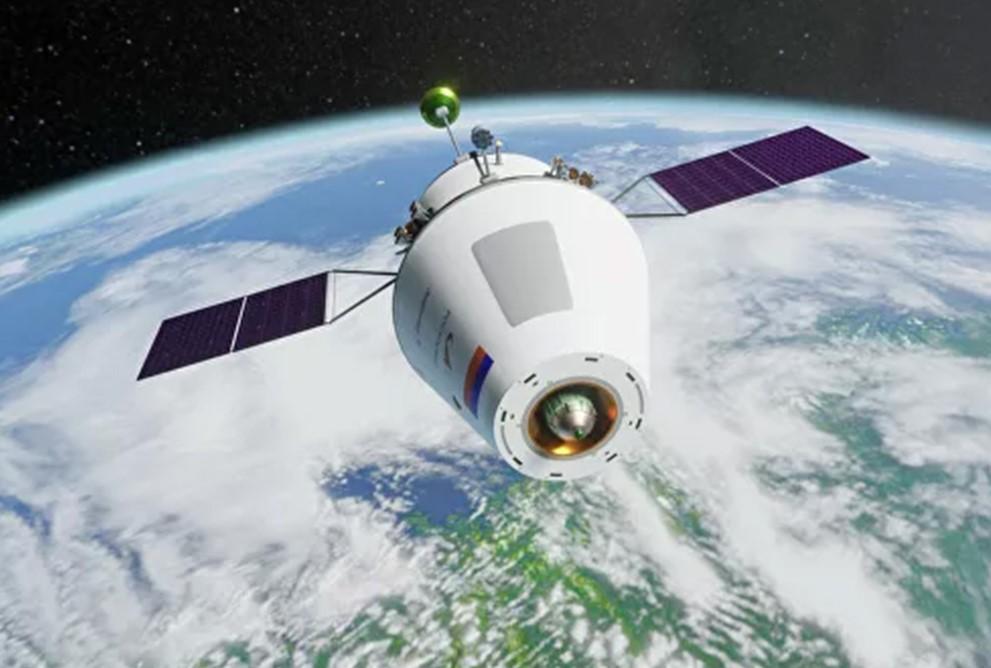 Российские космонавте отправятся к Луне на «Орле»