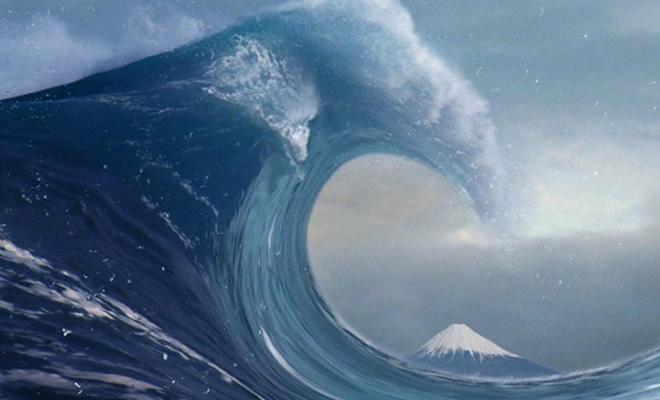 5 самых больших волн в истории человечества, следы которых нашли ученые