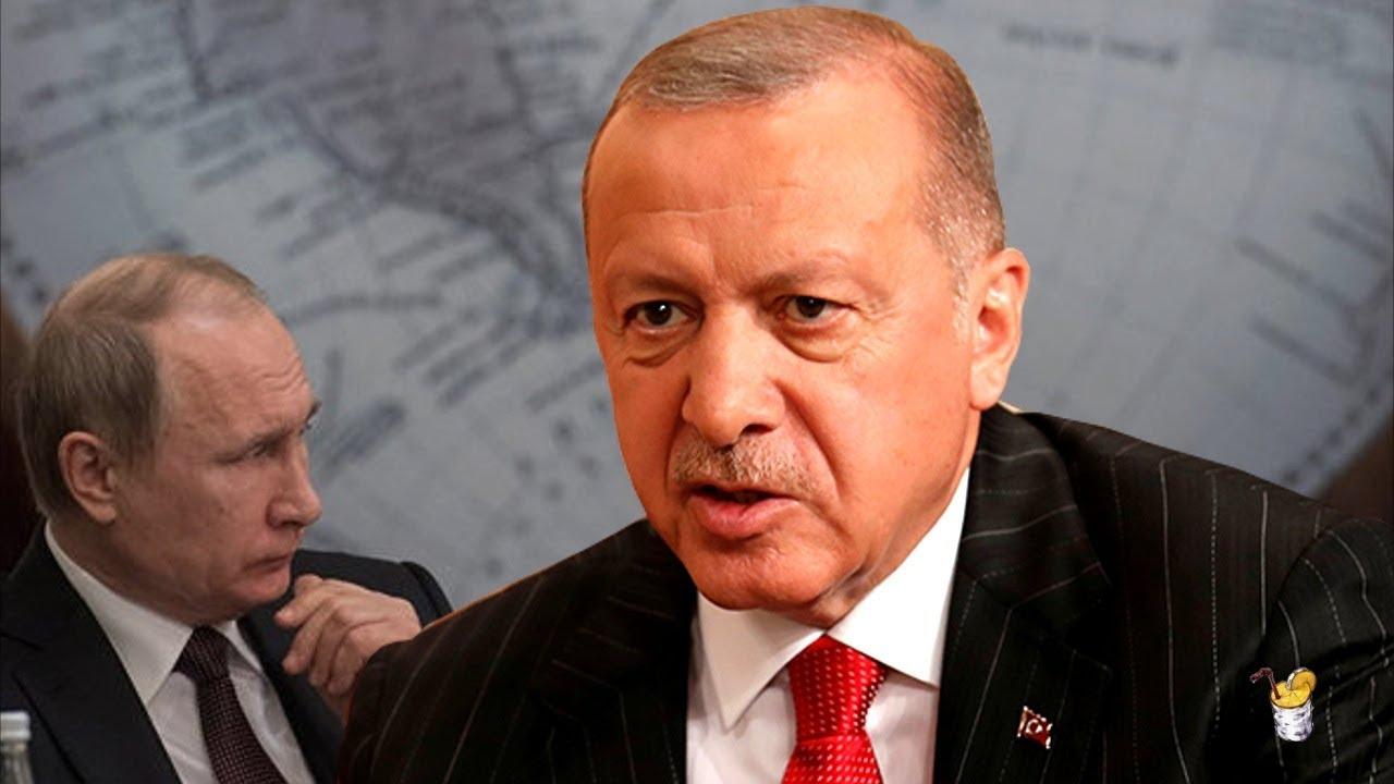 Турки угрожают «небоскребами из черепов русских» - почему Москва всё равно спасает репутацию Эрдогана