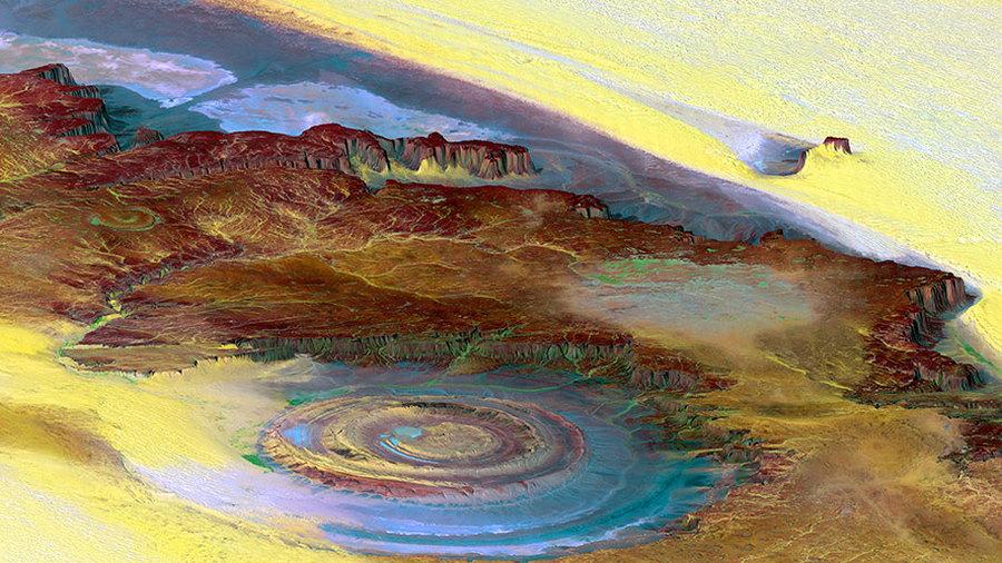 Загадки пустыни