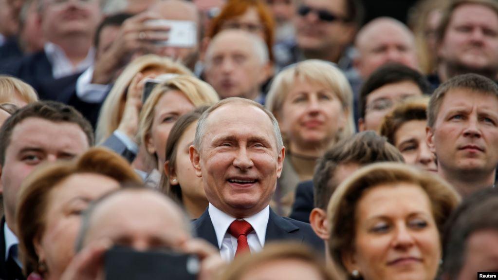Классификация россиян. Очередная.