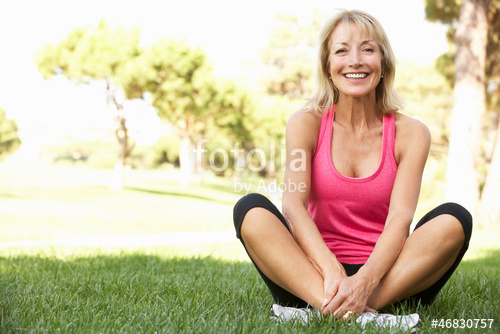 Счастливые женщины за 40