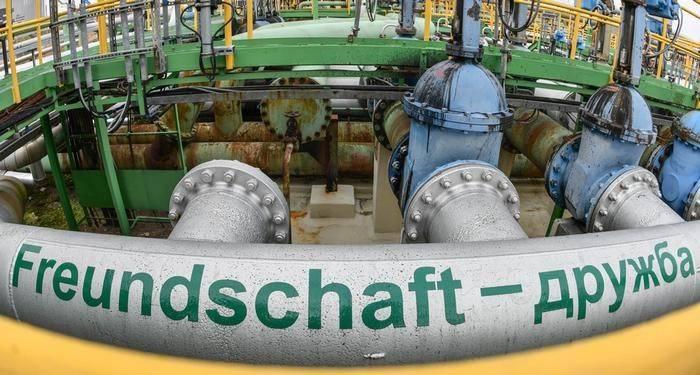 Ответит ли рубль за «грязную» нефть? геополитика