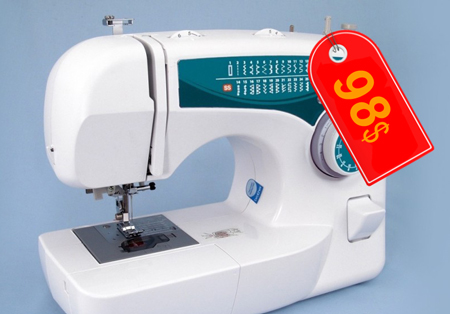 """Недорогая швейная машинка: """"Плюсы и минусы"""""""