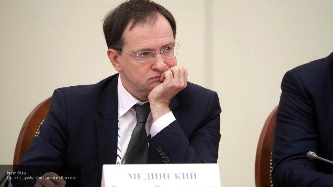 Привлекайте частные бюджеты:Мединский заявил, что министерство культуры больше не даст денег