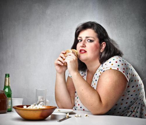 Ученые: Жир после похудения …