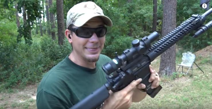 Можно ли прострелить ствол дерева из винтовки: логика PUBG против реальности pubg,Игры,Шутеры,эксперименты