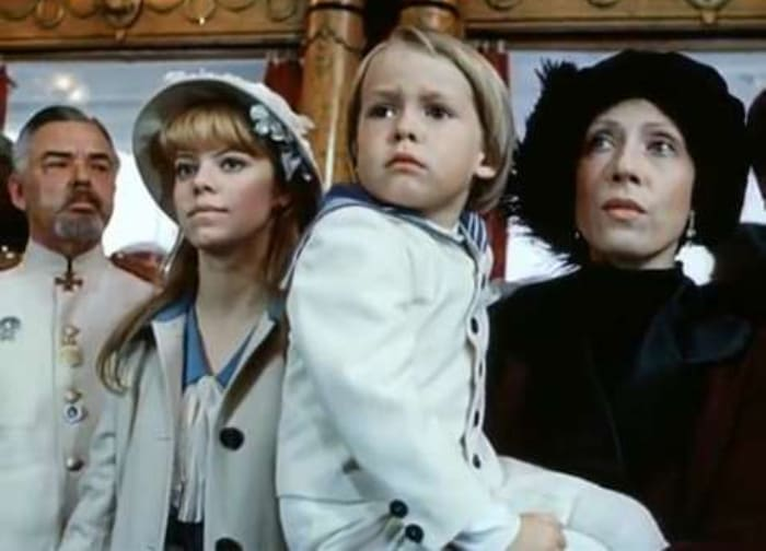 Кадр из фильма *Васса*, 1982 | Фото: kino-teatr.ru