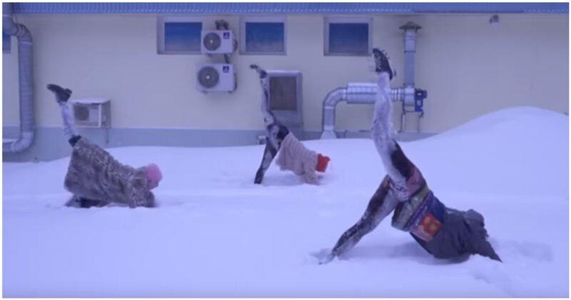 Суровая йога по-русски