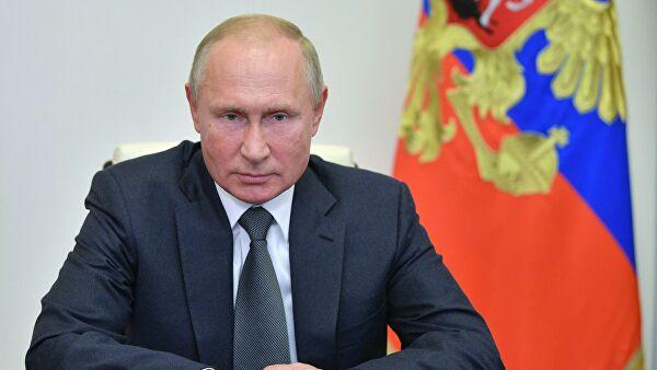 Путин отметил эффективность и безопасность российских вакцин от COVID-19