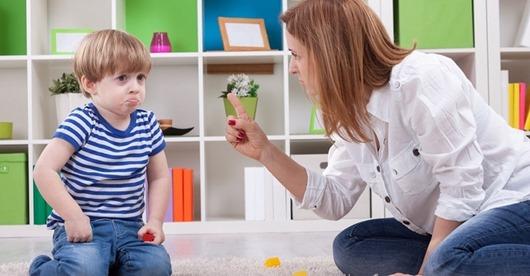 Строгое воспитание – успешные дети