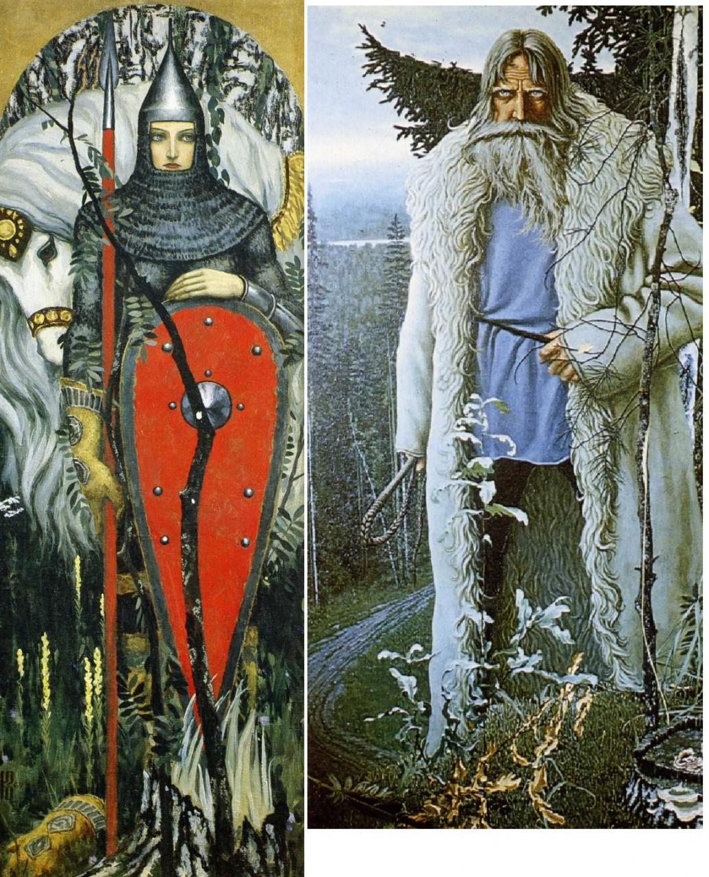 отличаются картинки о славянах васильев художник если создать