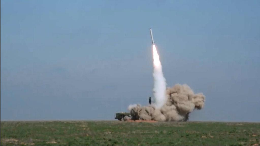 Российские крылатые ракеты и…