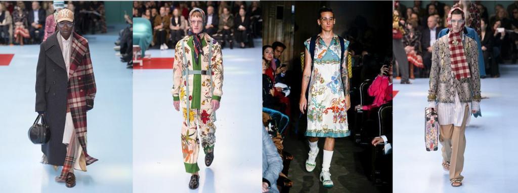 -Вы полагаете, это все будет носиться?- Ультра креативные модели одежды от Alessandro Michel: видео