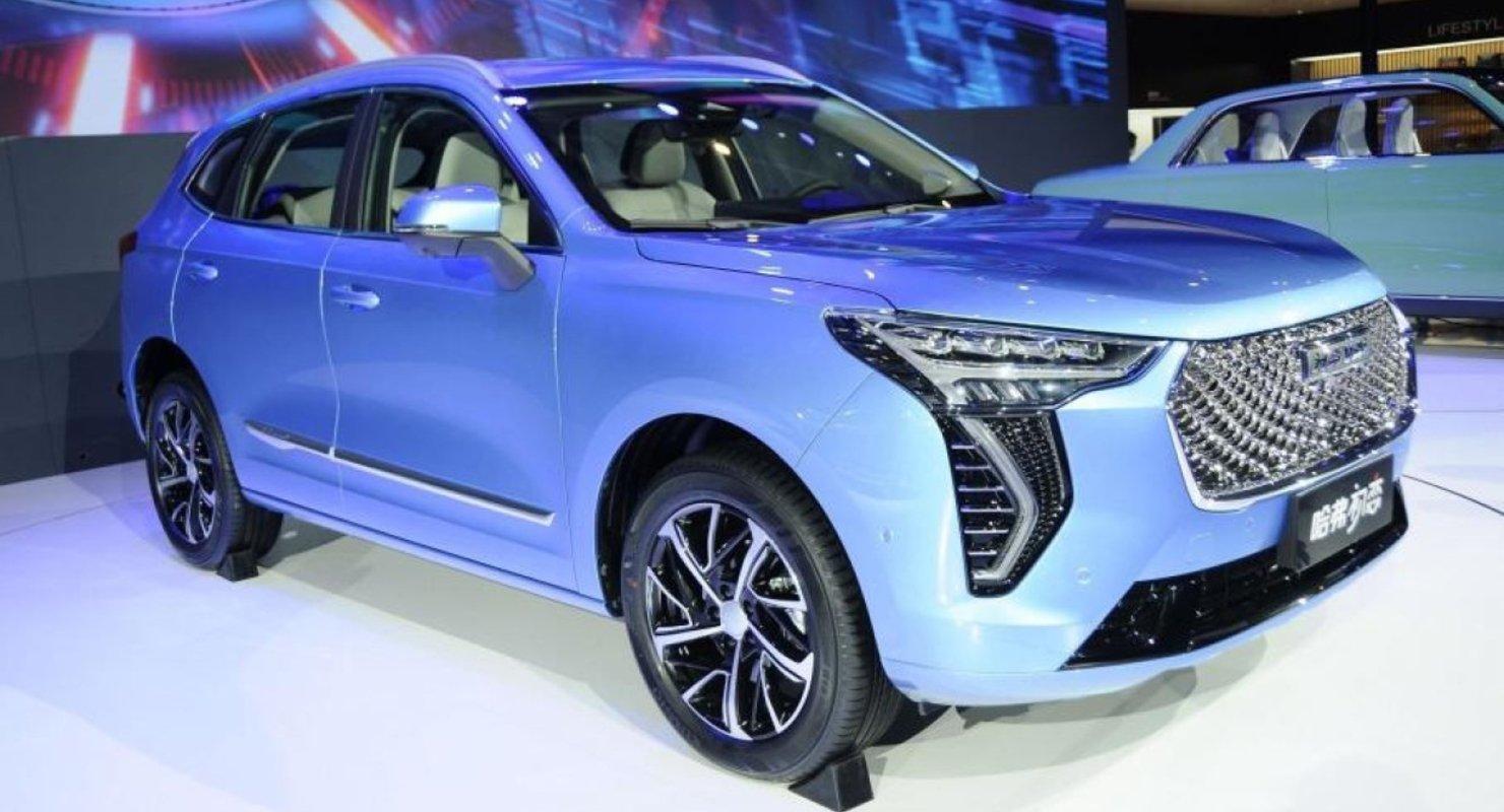 Названы самые крутые авто из Китая, которые взорвут отечественный рынок Автомобили