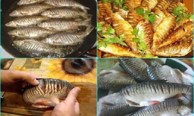 КАК ПРИГОТОВИТЬ РЫБУ, ЧТОБЫ В НЕЙ НЕ БЫЛО МЕЛКИХ КОСТЕЙ? Теперь я не боюсь покупать мелкую рыбешку!
