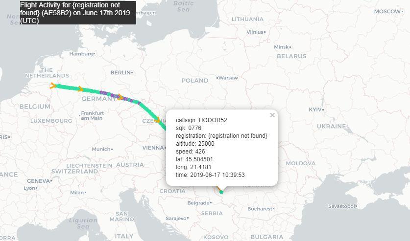 Три американских бомбардировщика пропали недалеко от Крыма