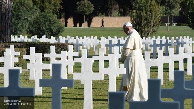Папа Римский запустил приложение «Кликни и молись»