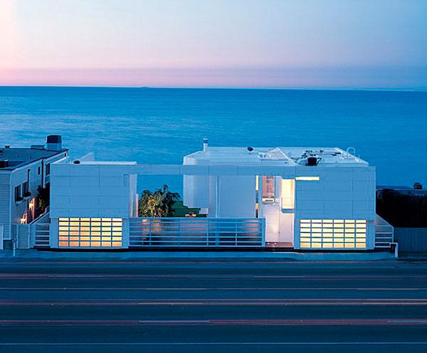 Проект дома: современный дом…