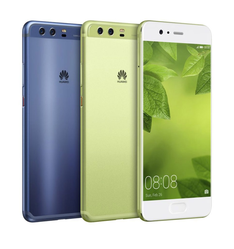 Анонсированы флагманские смартфоны Huawei P10 и Huawei P10 Plus