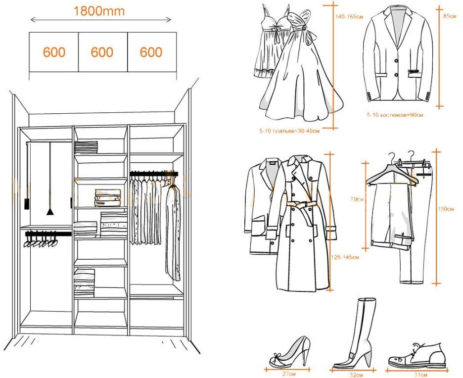 профессионалам, записывайтесь чертежи шкафов для верхней одежды фото три дня