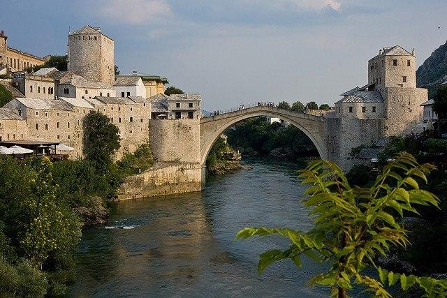 Старый мост (Мостар), Босния…