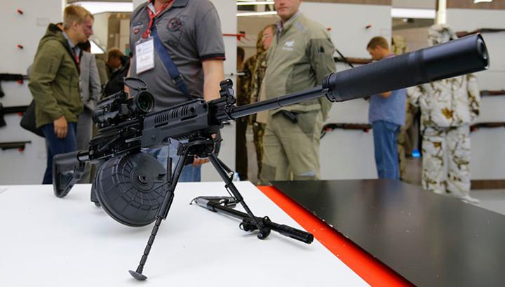 Новый Российский пулемёт пос…