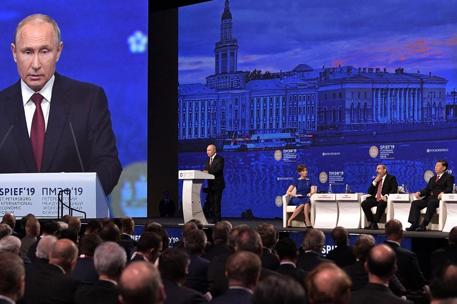 Боюсь, у Российской экономики при Путине мало шансов. Знаете, почему?