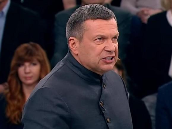 Главу ВГТРК просят отреагировать на «провокативные высказывания» телеведущего Соловьева по теме нагорно-карабахского конфликта