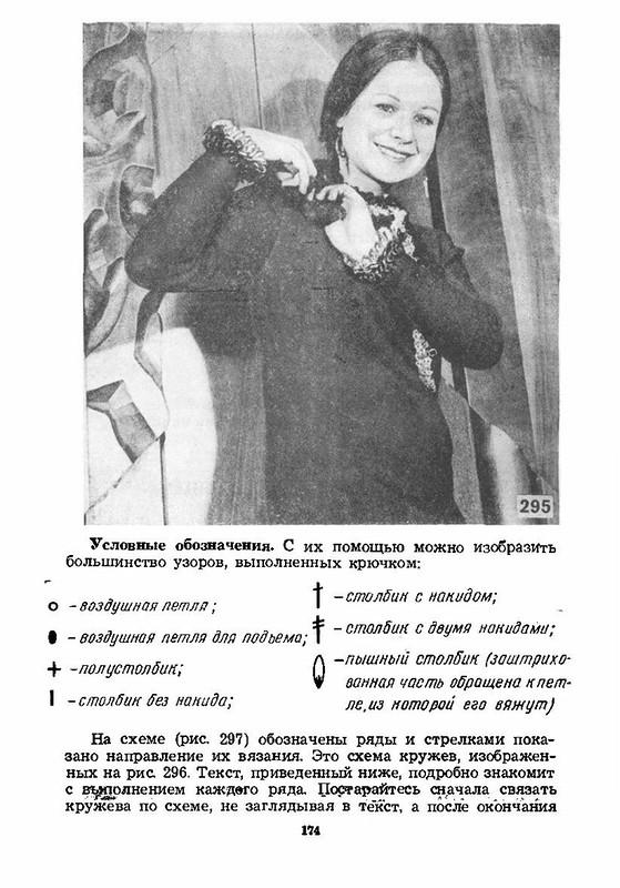 Азбука вязания Максимова 1979г продолжение №6