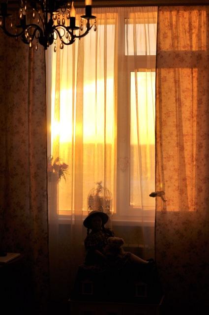 История одной комнаты, или Путешествие в маленькую «Нарнию»