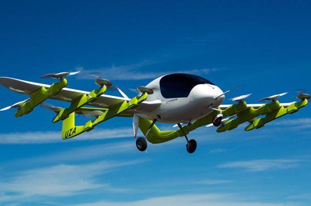 В Новой Зеландии тестируют беспилотное летающее такси - СМИ