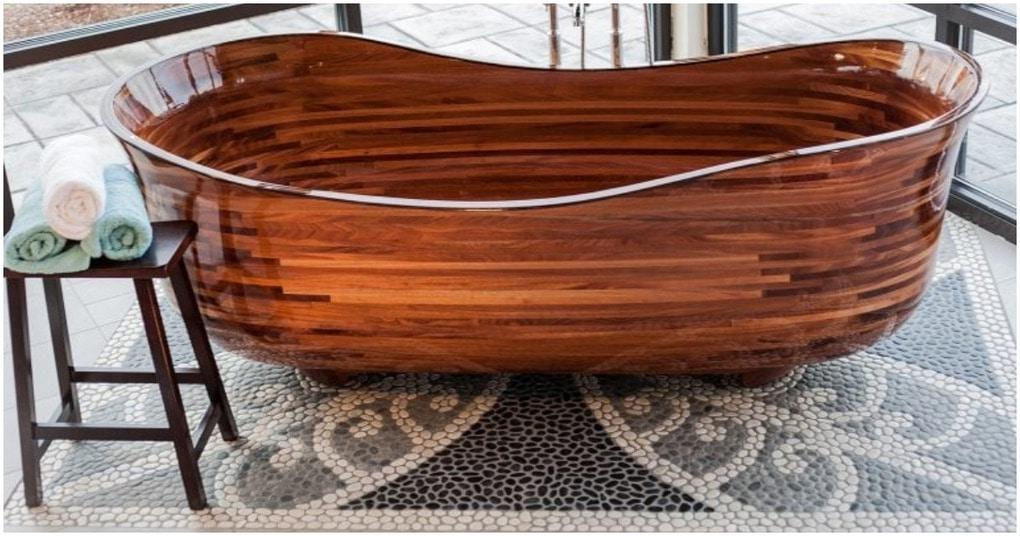 Бывший строитель лодок созда…