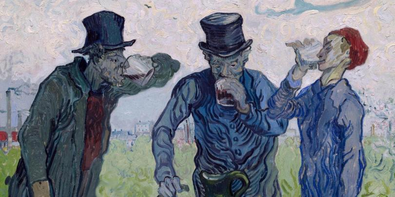 Что и как пили три столетия назад