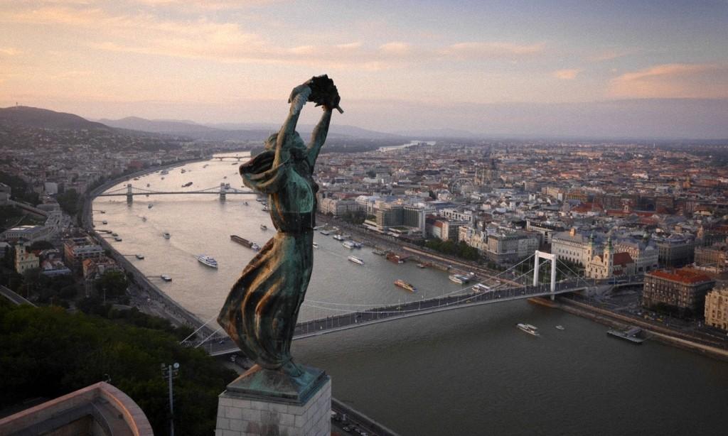 Европа в объективе дронов дроны,Европа,с высоты птичьего полета